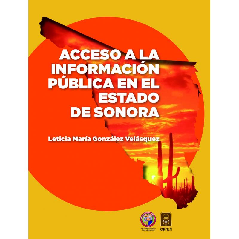 Acceso a la información pública en el estado de Sonora